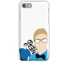 Nerd Vandals iPhone Case/Skin