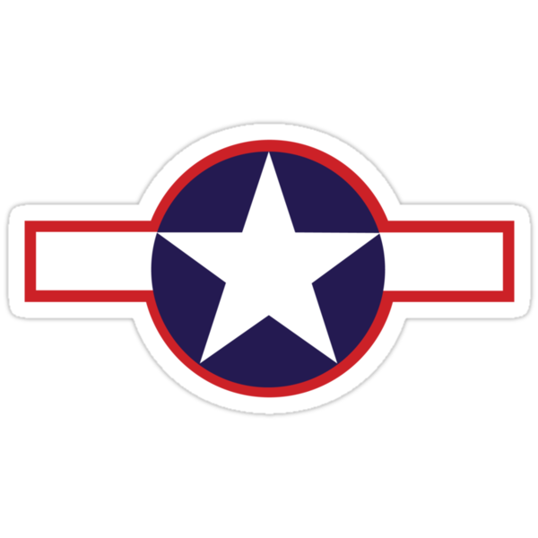 US 1943 Star Emblem by warbirdwear