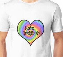 Tiedye Nate Archibald Heart - Gossip Girl Unisex T-Shirt