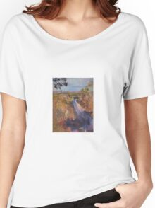 Towards Kilmore East - before the fires. Vic Australia Women's Relaxed Fit T-Shirt