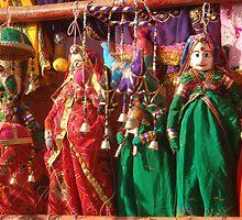 puppets by rainbowvortex