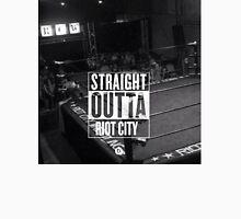 Straight Outta Riot City Unisex T-Shirt