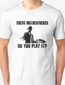 Funny Rude Chess Do You Play It T-Shirt