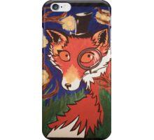 Story Book Fox iPhone Case/Skin