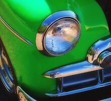 Green Machine (1949) by Mattie Bryant