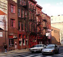 Street of Philadelphia by Rodrigo Sá da Bandeira