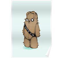 Plush Chewie Poster