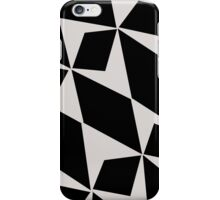 Black & White Pedals iPhone Case/Skin