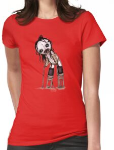 Antichrist Superplush Womens Fitted T-Shirt