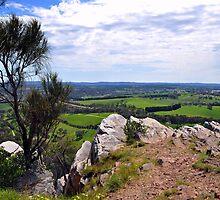 Mount Barker Summit by JaninesWorld
