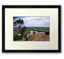 Mount Barker Summit Framed Print
