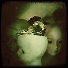 Bird skull by Aneta Bozic