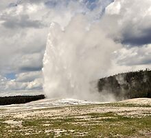 Old Faithful by mlgphotography