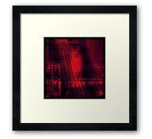 Taking Form Framed Print