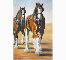 clydesdale heavy horse. T-Shirt