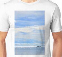 Blue Sky Longboat Unisex T-Shirt