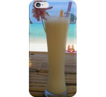 Piña colada iPhone Case/Skin