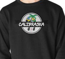 Calibraska Black Logo Pullover