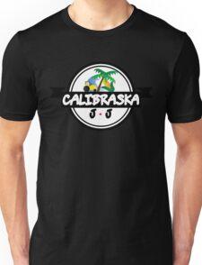 Calibraska Black Logo Unisex T-Shirt