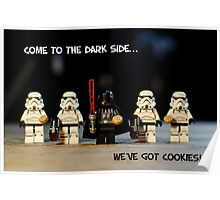 Dark Side Cookies Poster