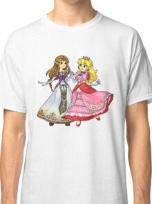 Zelda X Peach Classic T-Shirt