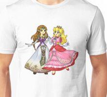 Zelda X Peach Unisex T-Shirt
