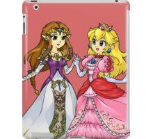 Zelda X Peach iPad Case/Skin