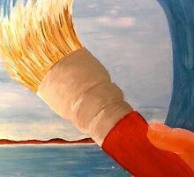 Brush n' Beach by Garrett Nichols