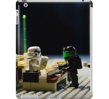 Dark Side Cafe iPad Case/Skin