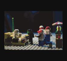 Dark Side Cafe One Piece - Short Sleeve