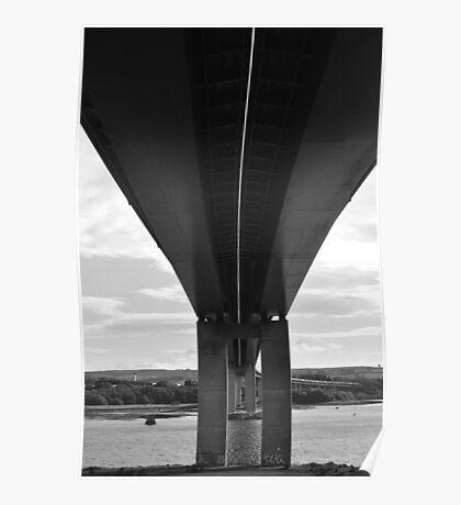 Foyle Bridge Poster