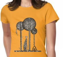 Tall things Womens Fitted T-Shirt