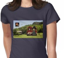 Anniversary ~ Dolls from Gladie Creek Womens Fitted T-Shirt