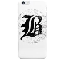 beartooth logo iPhone Case/Skin