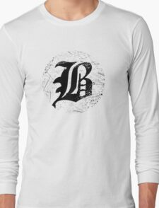 beartooth logo Long Sleeve T-Shirt