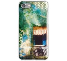 Paris street iPhone Case/Skin