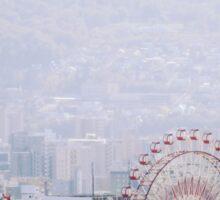 Susukino Ferris Wheel Sticker