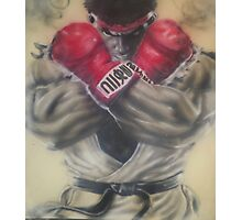 "airbrush ""Ryu"" Artwork Photographic Print"