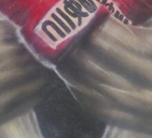 "airbrush ""Ryu"" Artwork Sticker"