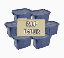 R.I.P Paper by daftpuns