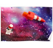 Space Oddity Poster