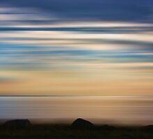 Golden evening by Christian Hartmann