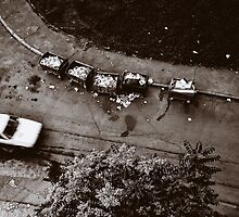 Garbage 2 and high speed Yugo ... by zdepe