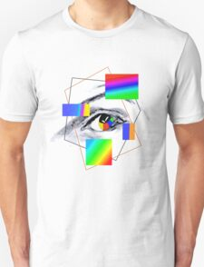 Seeing Colour Unisex T-Shirt