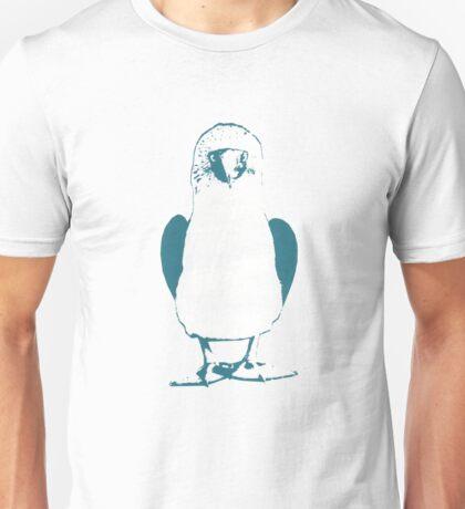 Blue Booby Unisex T-Shirt