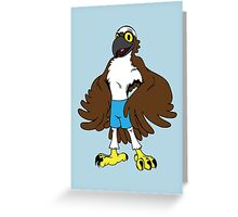 The Osprey Greeting Card