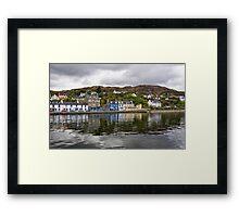 Tarbert Framed Print