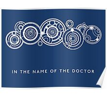 In the Name of the Doctor Poster