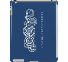 In the Name of the Doctor iPad Case/Skin