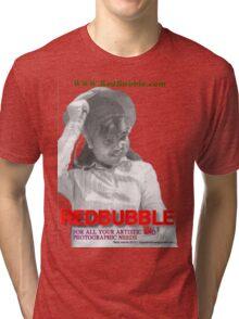 Show Girl Tri-blend T-Shirt